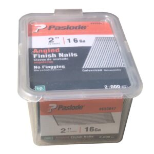 2 IN. X 16 GAUGE ANGLED PASLODE NAIL