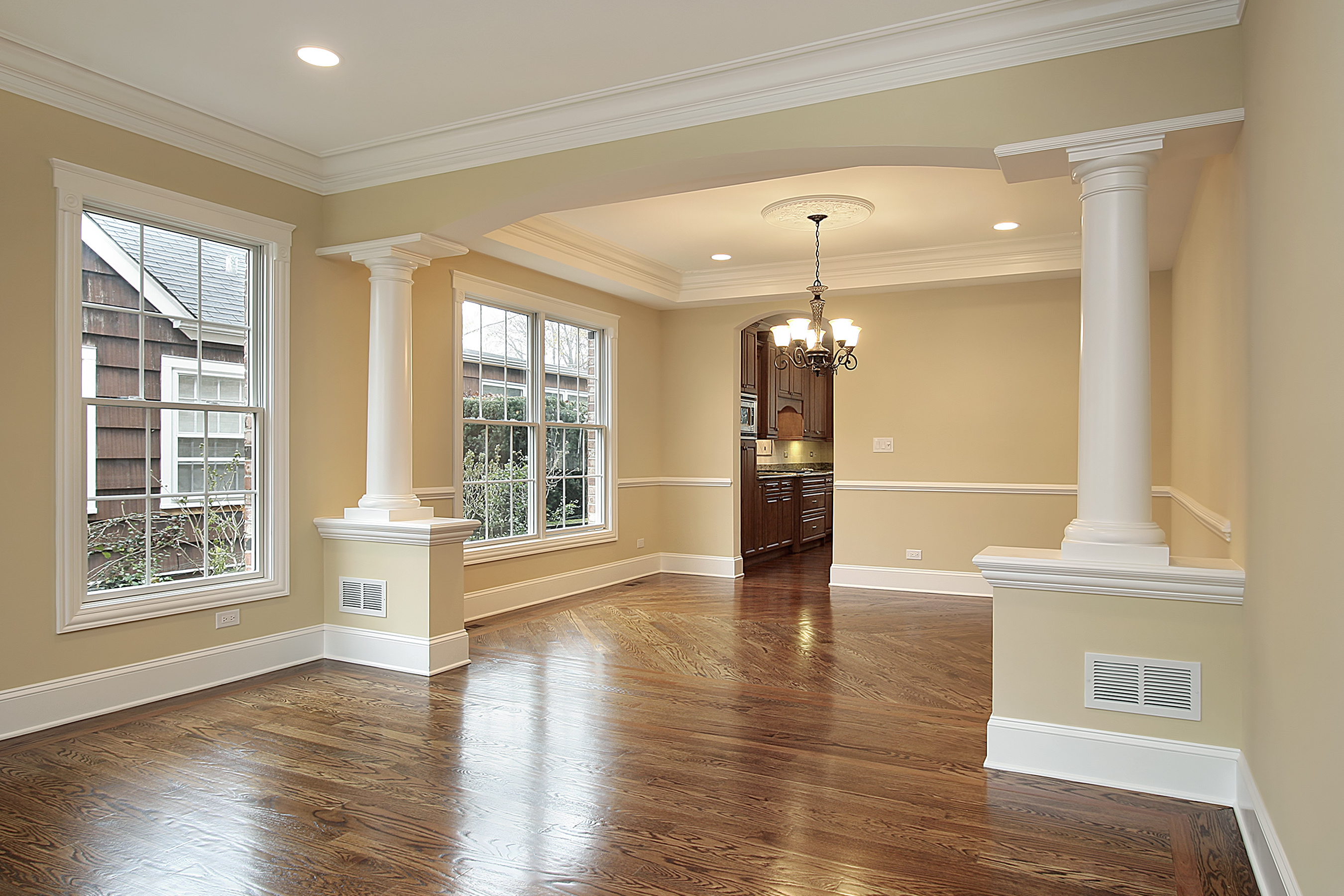 Stylish Baseboard Mouldings for Every Room in Your Home