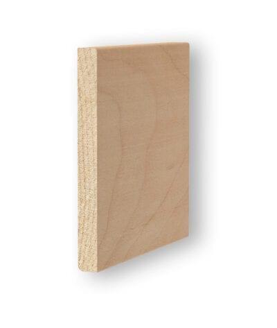 Reversible Alder Baseboard